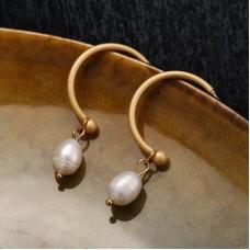 Sophia Pearl Drop Earrings