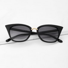 Metal Detail Sunglasses
