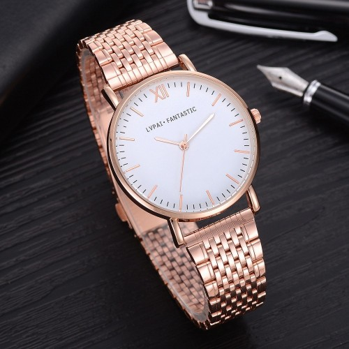 Luxe Watch in Rose Gold