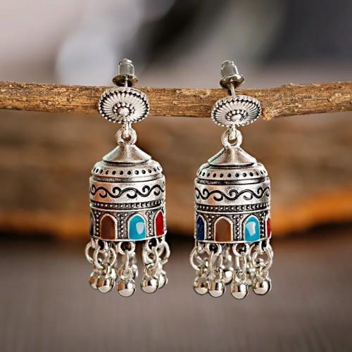Saira Jhumka Earrings