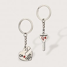 Couple Key Chains