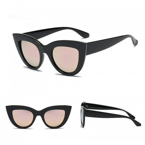 Ivy Sunnies in Pink Black