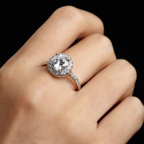 Ella CZ Ring
